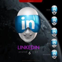 Linkedin Faces - She