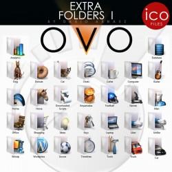 OVO Extra Folders I - ICO