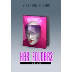 Her Folders - Asian