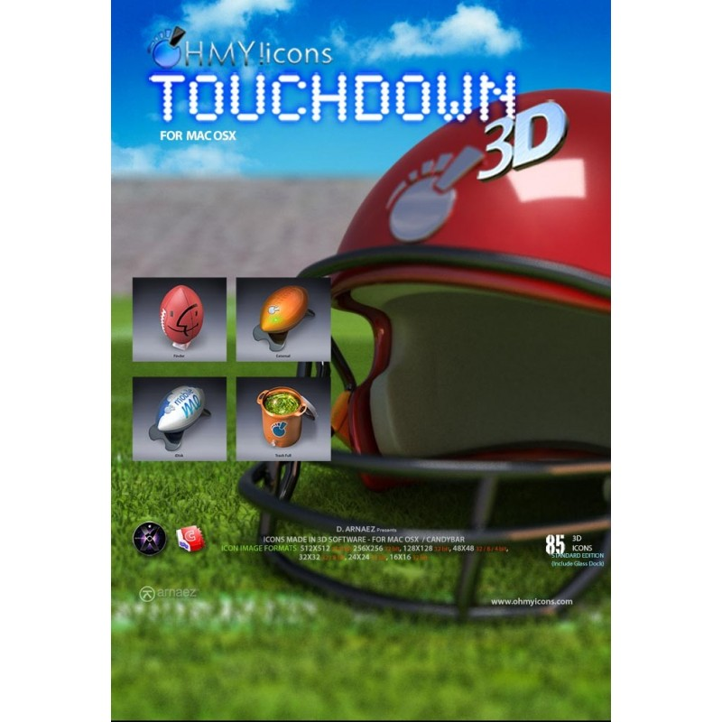 Touchdown! - OSX