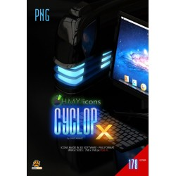 PNG Cyclop X