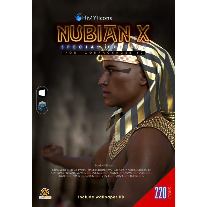 IP Nubian X - Special Edition