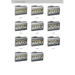 Annual Folders