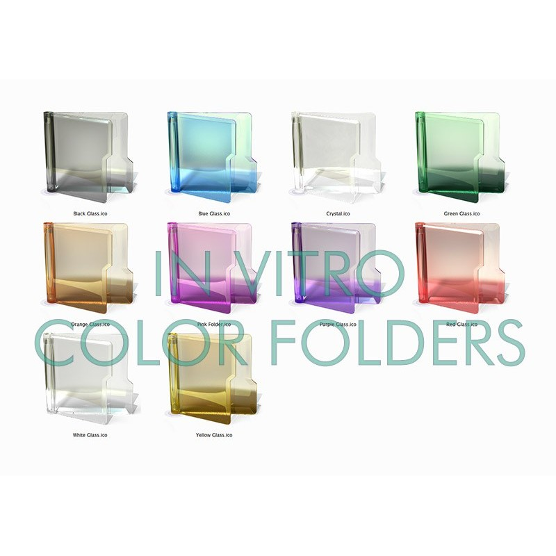 In Vitro Color Folders (Win)
