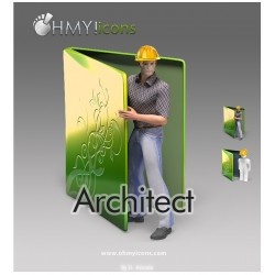 Job Icons - Architect