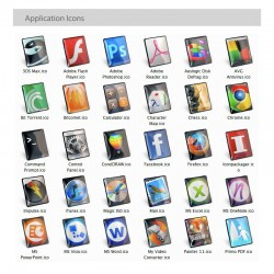 Lion 3D - Iconpackager Theme - Application icons