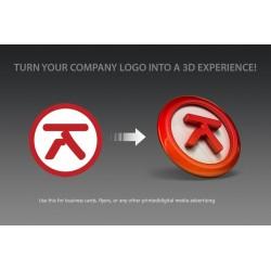 High Definition 3D Logo