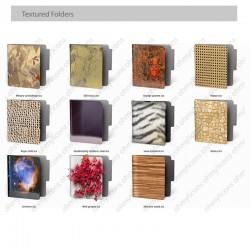 Texturadas Iconos de carpetas - Lion / Carbon Design