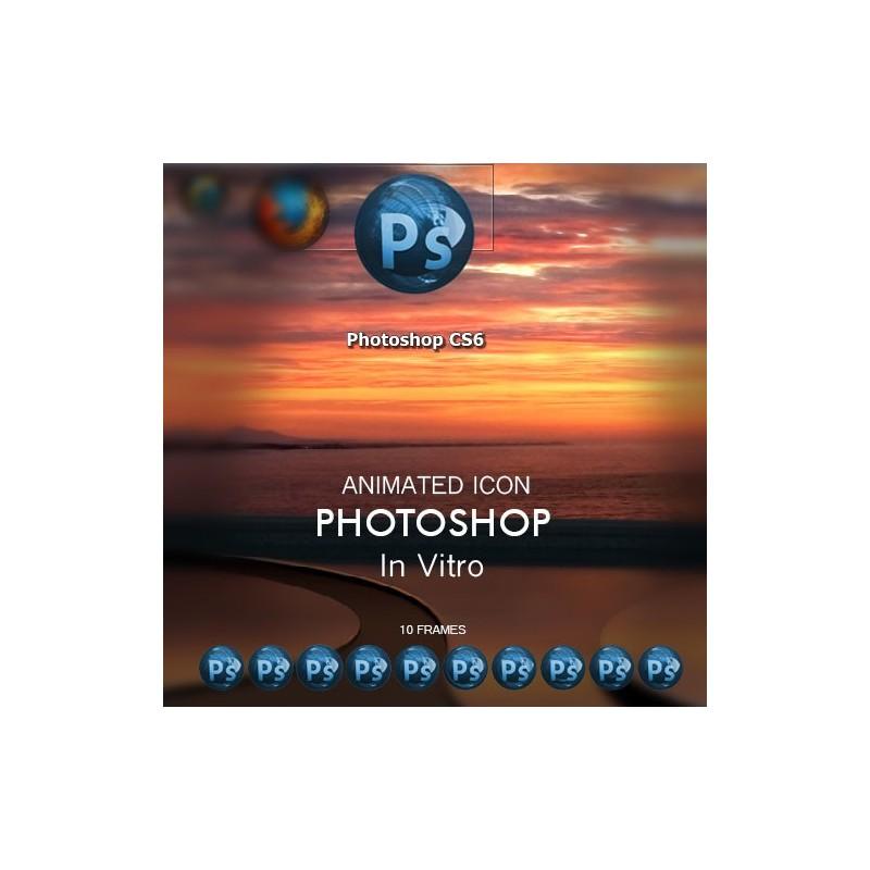 Animated Icon - Photoshop