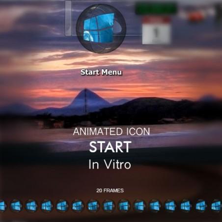 Animated Icon - Start