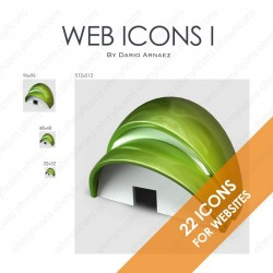 Icons for Web Design I