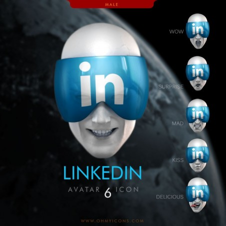 Linkedin Faces - He
