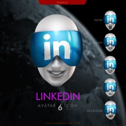 Linkedin Faces - She
