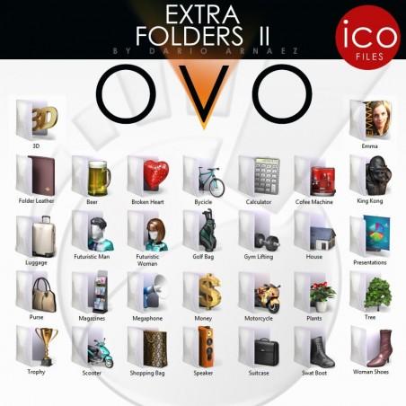 OVO Extra Folders II - ICO