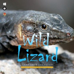 Wild Lizard - Iconpackager Theme