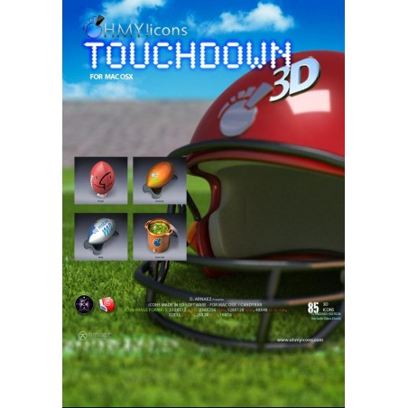 Touchdown! - Football Icons