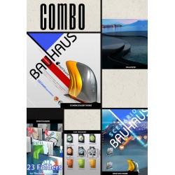 Bauhaus Combo products design