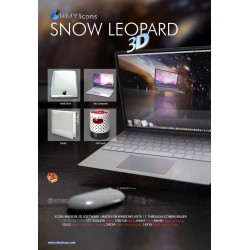 Snow Leopard icons Combo