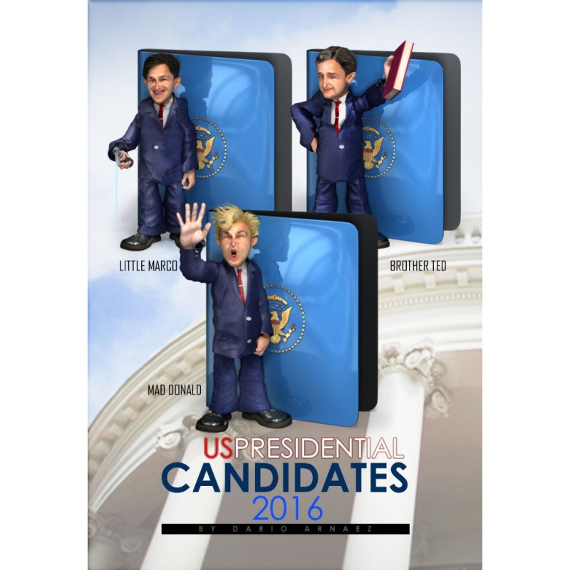 US Presidential Candidates 2016