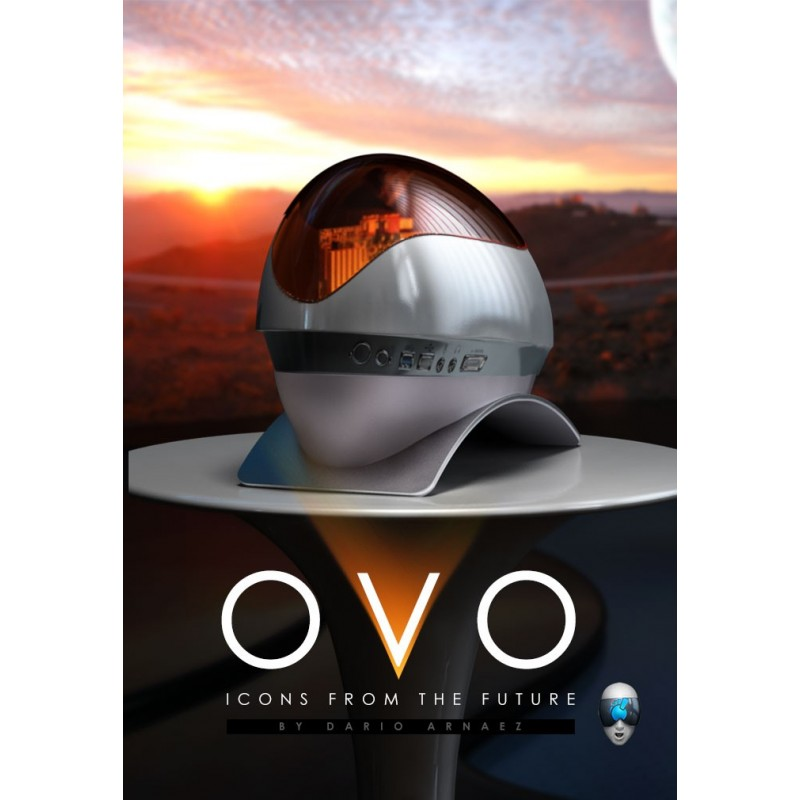 OVO - Futuristic Icons for Windows