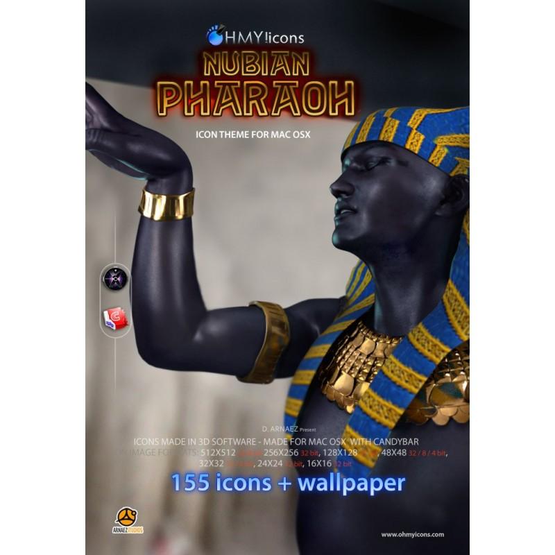 Nubian Pharaoh - Mac