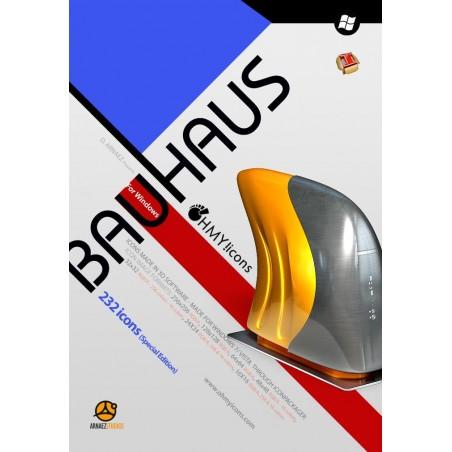 Bauhaus - Modern Icons for Windows