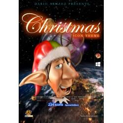 Christmas Icon Theme