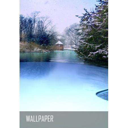 White Lake - 4K Wallpaper