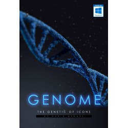 Genome - Blue theme