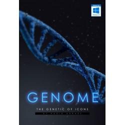 Genome - Blue theme