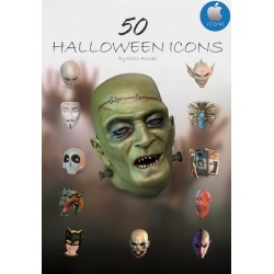 Halloween Icons - Mac